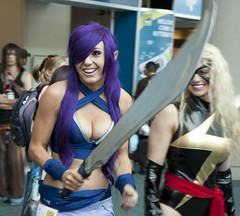 Jessica Nigri at Comic Con 2011 - by San Diego Shooter