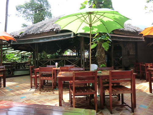 Banpu Restaurant in Ko Chang