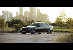 IS300 (Danh Phan) Tags: black downtown houston turbo hre is300 135l brennizer