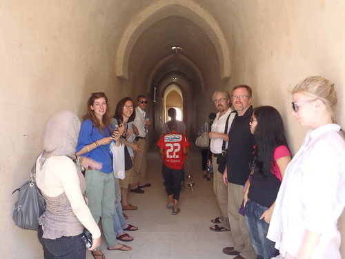 ILI Trip to Coptic Monasteries
