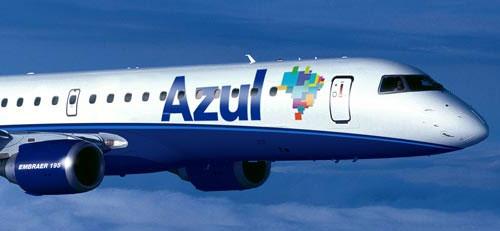 azul linhas aéreas passagens em ofertas