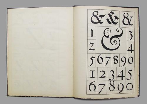 Frederic W Goudy - Alphabet - Fig9