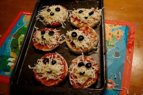 pinwheel pizzas