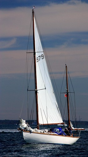 sailing yacht solent