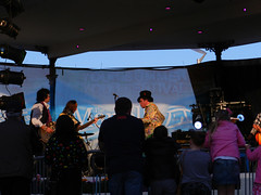 Hot Licks gig at Bray Summerfest 2011
