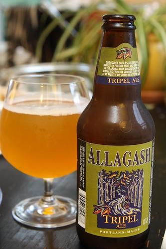 Allagash Tripel Ale
