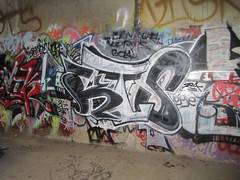 KTS (SabadoGigante.) Tags: graffiti san jose kts
