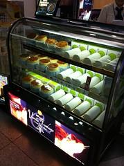 白いチーズロールの写真