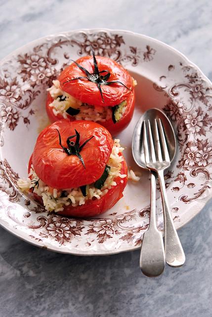 3.Pomodori ripieni al forno