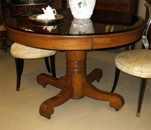 Pedestal Table 40""