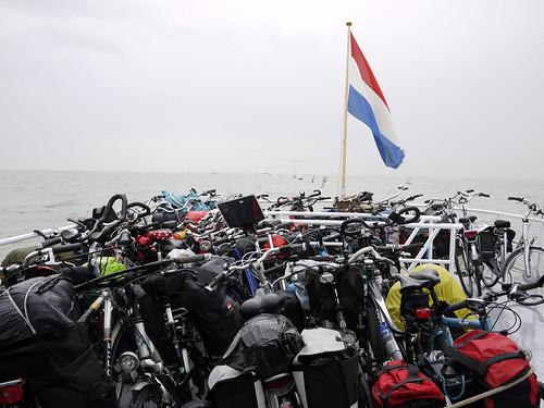 Ferry from Enkhuizen to Stavoren