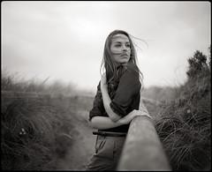Labyrinth Of Passions (Jochen Abitz) Tags: portrait film fashion analog fuji jan 100 6x7 sylt 67 scholz acros plaubel makina akvile micmojo
