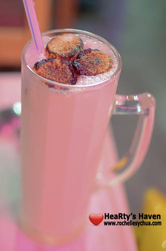 Miss Bs Tuckshop Marshmallow Shake