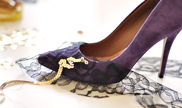 Dolce and Gabbana Embellished Pumps-Shoes-DIY-4