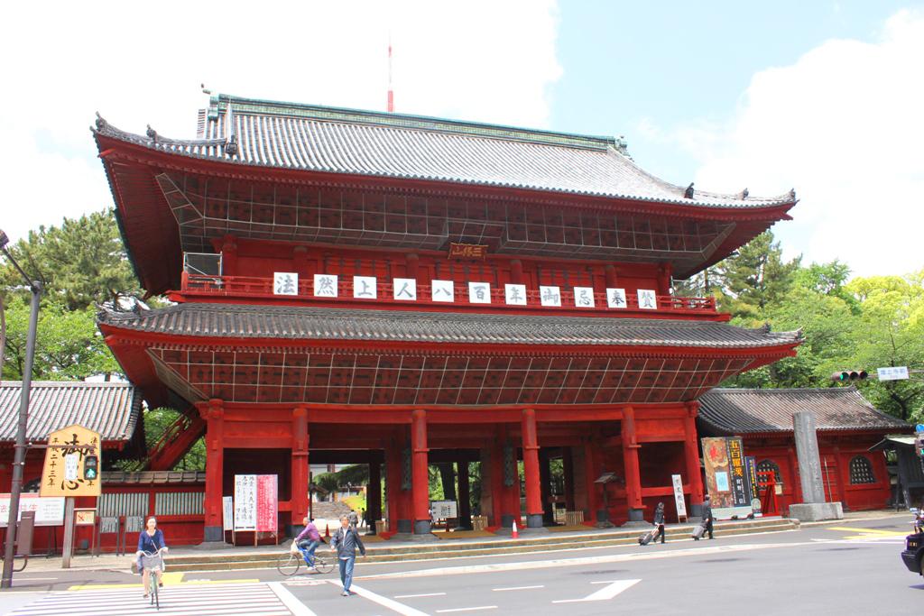 TamachiHamamatsucho Walking Guide (12)