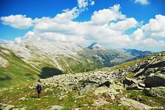 the marbel ridge of Pirin , Bulgaria (.:: Maya ::.) Tags: mountain nature beauty trekking landscape outdoor peak bulgaria marbel bilo  pirin   vihren        mramorno   mayaeye mayakarkalicheva    albutin wwwmayaeyecom