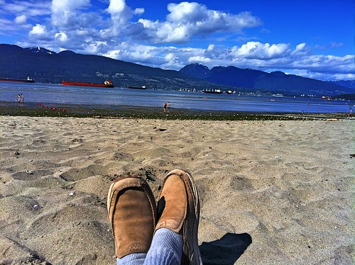 Relaxing Vancouver Style