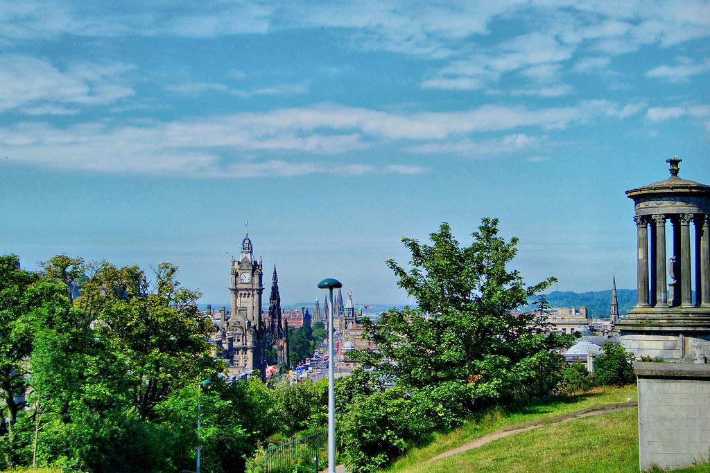 Edimburgo...ciudad maravillosa