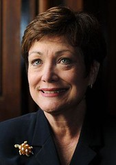 U.S. Undersecretary for Arms Control and International Security Ellen Tauscher (Photo by Karl Mondon/Bay Area News Group