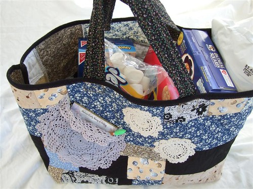 Hodgepodge Patchwork Bag  32