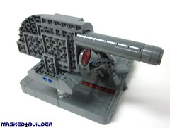 Capturing The Cannon - 09 (Masked Builder) Tags: starwars lego corps wars clone moc 457th