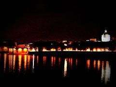 mura di tramontana (blu69) Tags: italia mare porto mura sicilia trapani tramontana