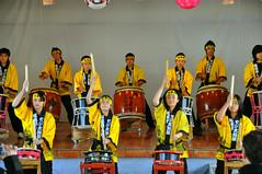 43 Festa da Cerejeira em Flor (jtaveira) Tags: people musicians japanese nikon foto taiko passeio camposdojordao japanesedrums d90 cerejeira vfc valefotoclube nikond90 43festadacerejeiraemflor