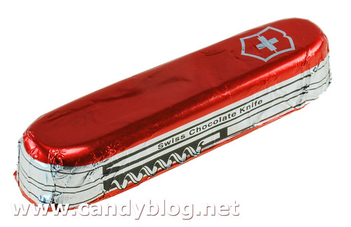 Mindestens Swiss Chocolate Knife