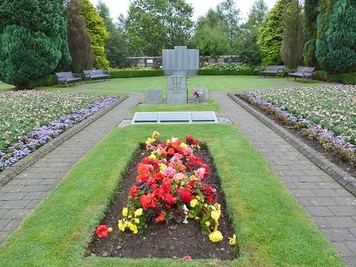Garden of Remembrance, Lockerbie Air Disaster