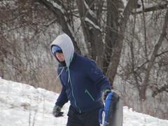 Sledding (9) (madskills421) Tags: winter snow cold ice crash michigan nieve nevada injury hills sledding invierno colina jumps hielo sleds