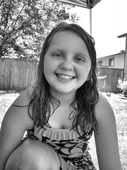 Coolin' off on a hot day (peteb1971) Tags: park new city family blue trees girls summer portrait blackandwhite usa baby sun black hot tree cute art love parenthood wet water pool girl beautiful beauty face grass sunshine loving kids angel clouds america canon children fun outdoors photography daylight washington backyard spokane peace play faces northwest artistic cloudy photos sunday innocent daughter saturday peaceful american valley blonde innocence pacificnorthwest americana rest lovely canonsx20is sx20is