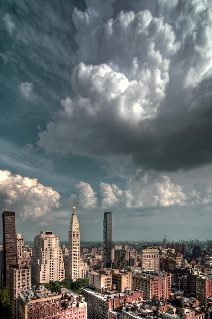clouds over new york - photo #6