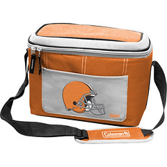 Cleveland Browns Coleman 12 Pack/Can Cooler Bag