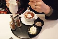 (larskflem) Tags: finland helsinki chocolate special karl helsingfors cocoa fazer soumi