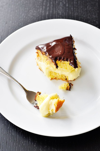 Cake & cream