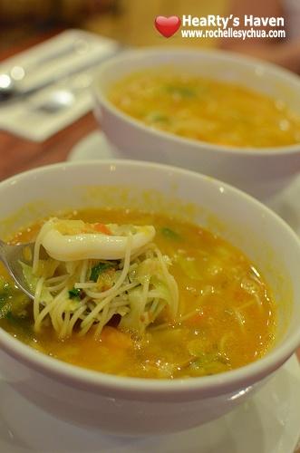 bistro mateo soup
