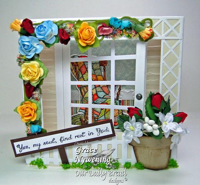 Diorama-porch-scene
