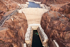 Hoover Dam (James Marvin Phelps) Tags: arizona photography nevada hooverdam lakemead coloradoriver mojavedesert boulderdam lakemeadnationalrecreationarea bureauofreclamation mandj98 jmpphotography jamesmarvinphelps