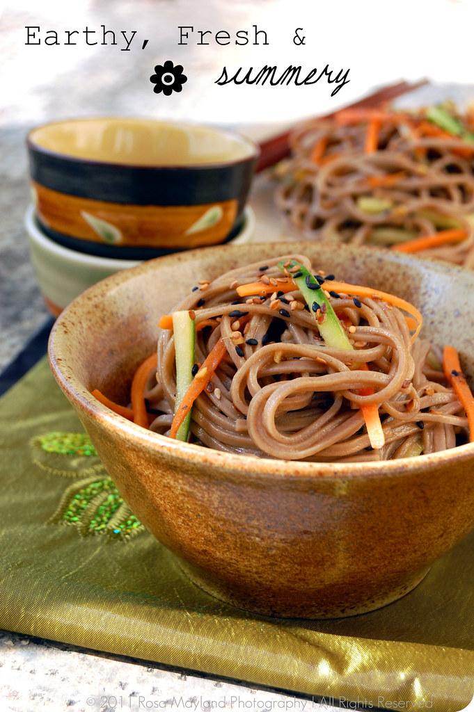 Soba Noodle Salad 4 bis