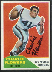 1960 Fleer - 102 - CharlieFlowers