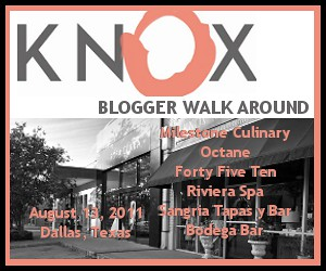 Knox Walk Around Event tag