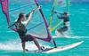 Darting on the surface (frantic_indolence_) Tags: sea sun beach surf waves fuerteventura panning canaryislands adrenaline windsurf jandia sotavento sotaventobeach riscoelpaso