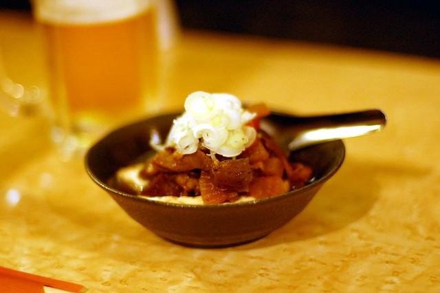 鹿沼市晃望台のうずまき。牛すじ煮込みがすげえ美味かったぞ! #kanuma