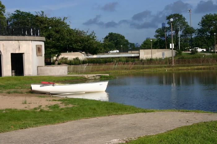 humboldtparkboat
