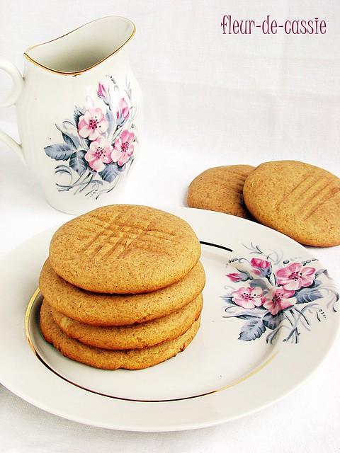 печенье коричное