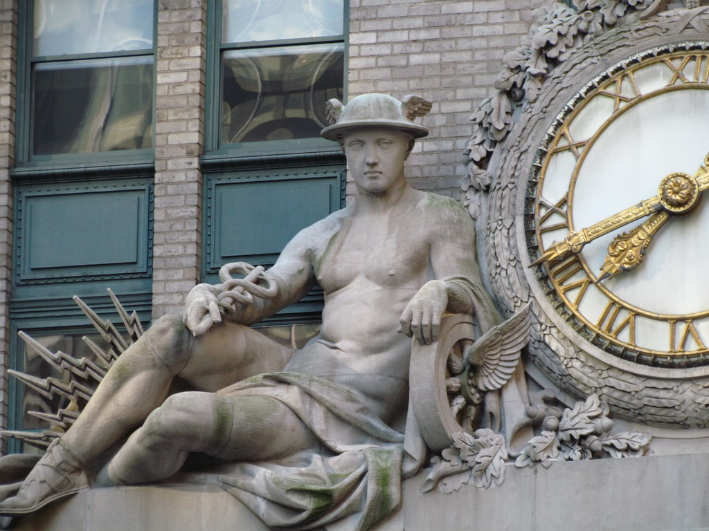 New York Central Building, now Helmsley Building