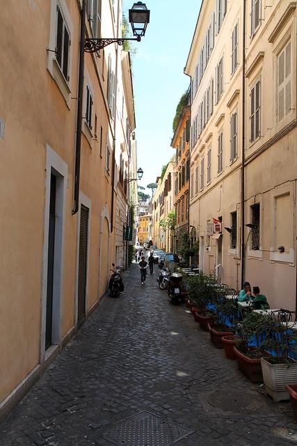 Rome. Street