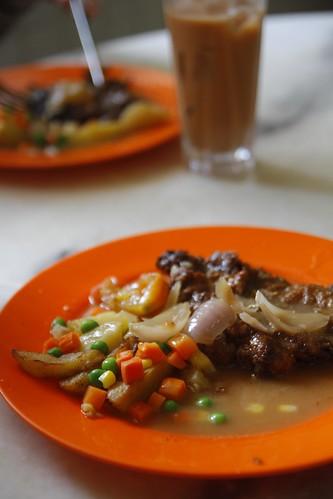 Yut Kee's Hainanese Chicken Chop