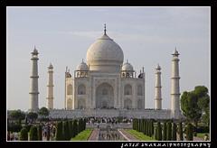 Taj Mahal (jatin_inbox) Tags: old travel india white up garden is tomb jardin taj mahal agra mausoleum monuments garten bagh oldbuilding wonders this shahjahan whitemarble mughals india nikon incredibleindia historical india d40 greatmoghuls desk mugalarchitecture