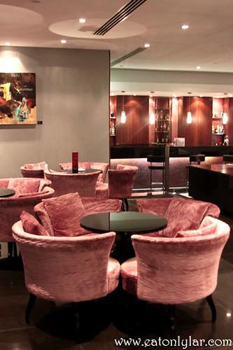 Bar, Eurostars Hotel Das Letras